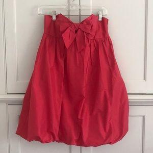 Laundry bow dress